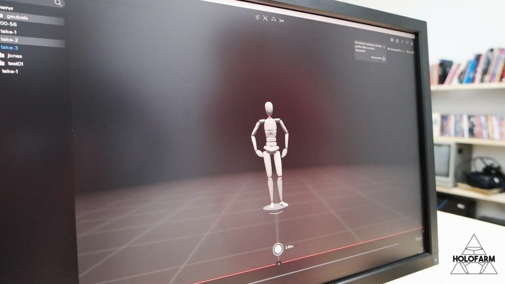 Making animation on a budget with mocap